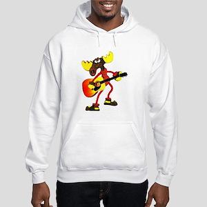 12-string acoustic guitar MOO Hooded Sweatshirt
