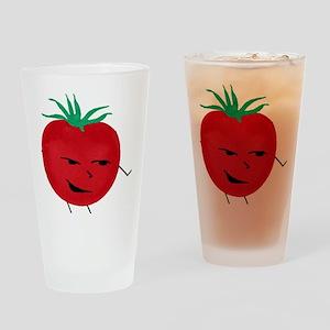 Tomate, Te mato Drinking Glass