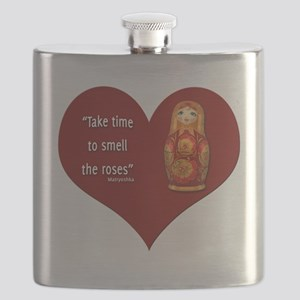 TheRoses2 Flask