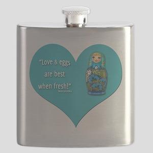 LoveEggs Flask