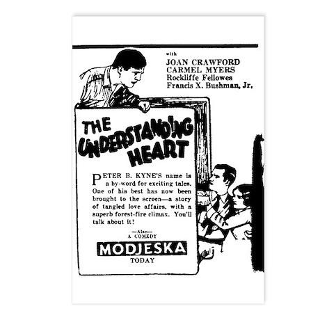 Joan Crawford Understanding Postcards (Package 8)