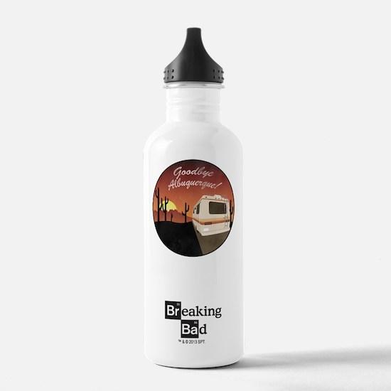 Goodbye Albuquerque Water Bottle