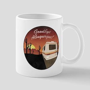 Goodbye Albuquerque Mug