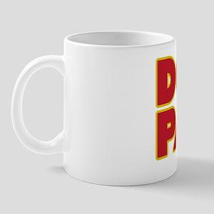 Dont Panic Transparent Mug