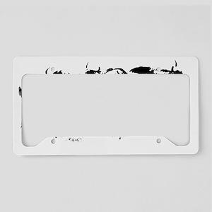 beestgraphic License Plate Holder