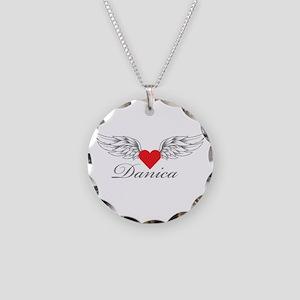 Angel Wings Danica Necklace