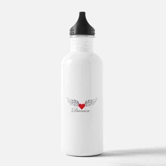 Angel Wings Danica Water Bottle