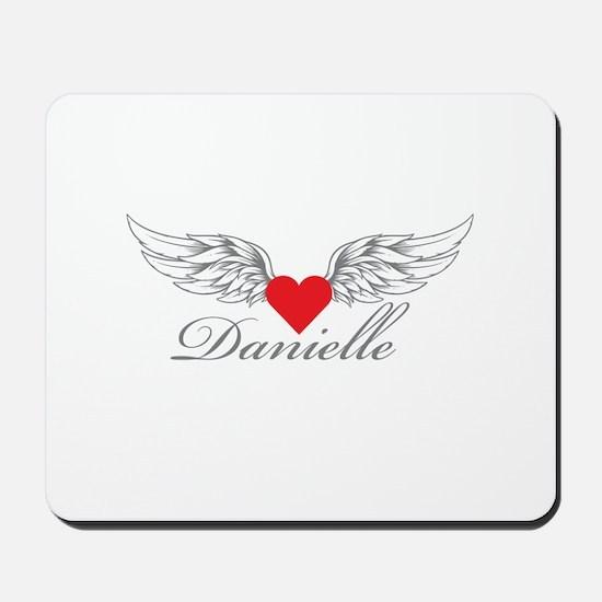 Angel Wings Danielle Mousepad
