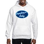 Expecting a Baby Hooded Sweatshirt