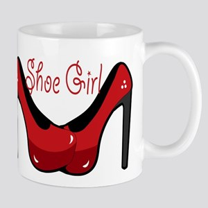 Shoe Girl Mugs
