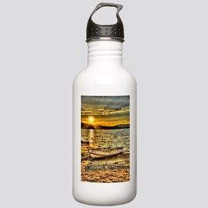 Sun Set over the lake Stainless Water Bottle 1.0L