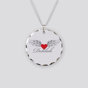 Angel Wings Delilah Necklace