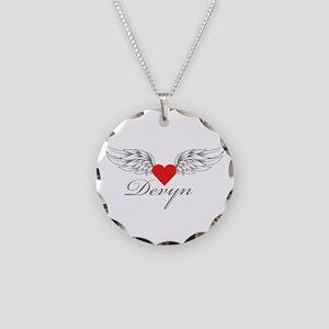 Angel Wings Devyn Necklace