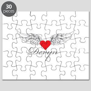 Angel Wings Devyn Puzzle