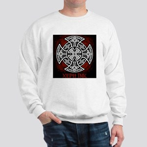 red sheild shirt Sweatshirt