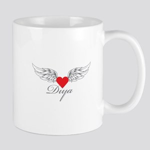 Angel Wings Diya Mugs