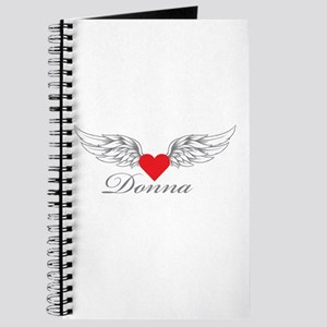 Angel Wings Donna Journal