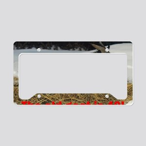 goat40 License Plate Holder