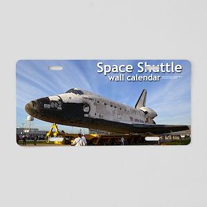 KSC-2010-4595-cover Aluminum License Plate