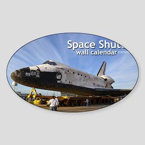 KSC-2010-4595-cover Sticker (Oval)