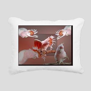 dasanicalendar Rectangular Canvas Pillow