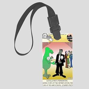 7841_CJU_cartoon Large Luggage Tag