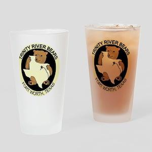 TRBLogoSm26C Drinking Glass