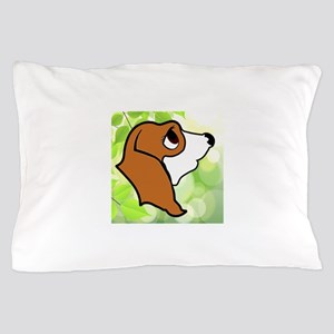 Scout the SAR Beagle-Copyrighted Pillow Case