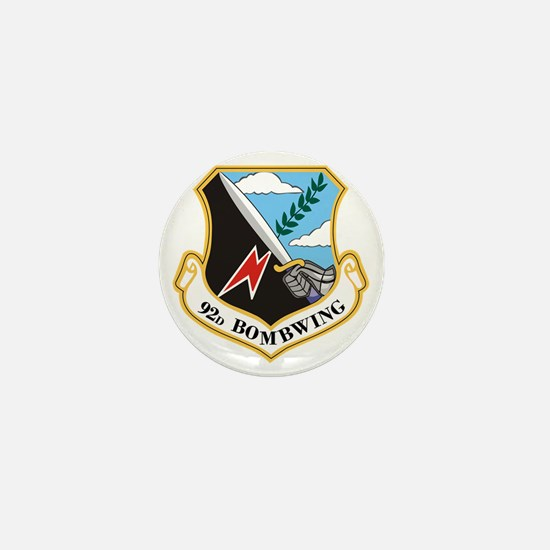 92nd Bomb Wing Mini Button