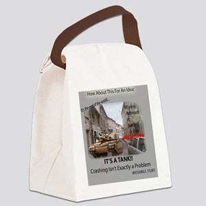 T-Shirt Canvas Lunch Bag