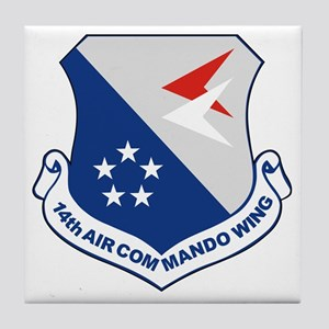 14th Air Commando Wing Tile Coaster