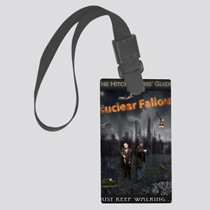 HGNF_REV1 Large Luggage Tag