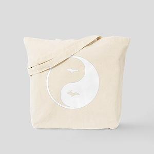 Invert_U.P._Ying_Yang Tote Bag