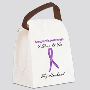 Husband Canvas Lunch Bag