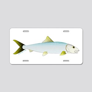 Bonefish Aluminum License Plate