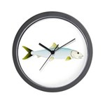 Bonefish Wall Clock