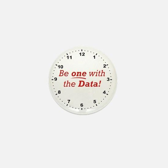Data_Be_One_RK2010_WallClock Mini Button