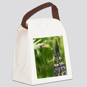 00cover-WNWflowers Canvas Lunch Bag