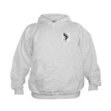 Kokopelli Backpacker Kids Sweatshirt