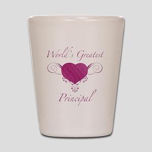 Heart_Principal Shot Glass