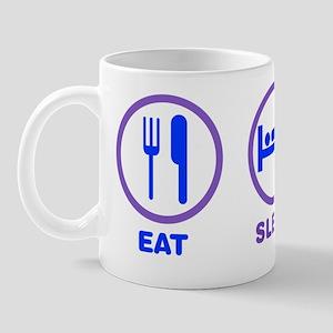 Eat Sleep Cook Mug