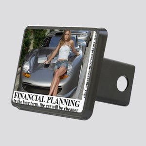 FINANCIAL PLANNING2 Rectangular Hitch Cover