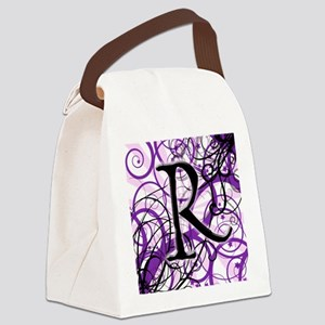 Rcoaster copy Canvas Lunch Bag