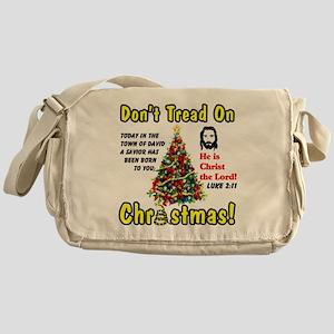 christ Messenger Bag