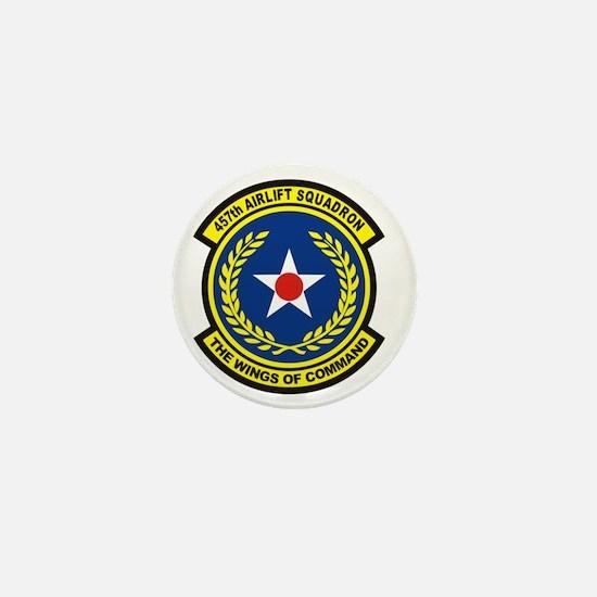 457th Airlift Squadron Mini Button