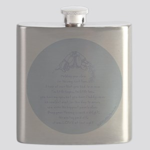 Love at First Sight Ornament-Boy Flask