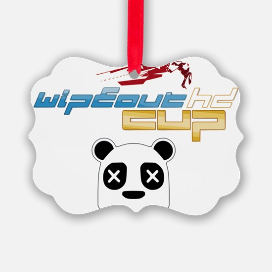 WipEout HD Cup back Ornament