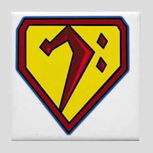 SuperBass Tile Coaster