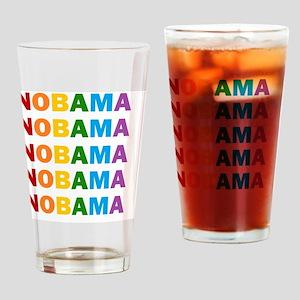 1NOBAMADrainssw Drinking Glass
