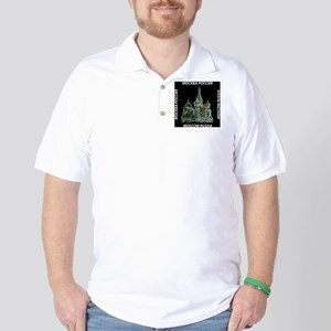 basils 2010 white letters Golf Shirt